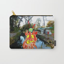 Trunks in The Park Carry-All Pouch
