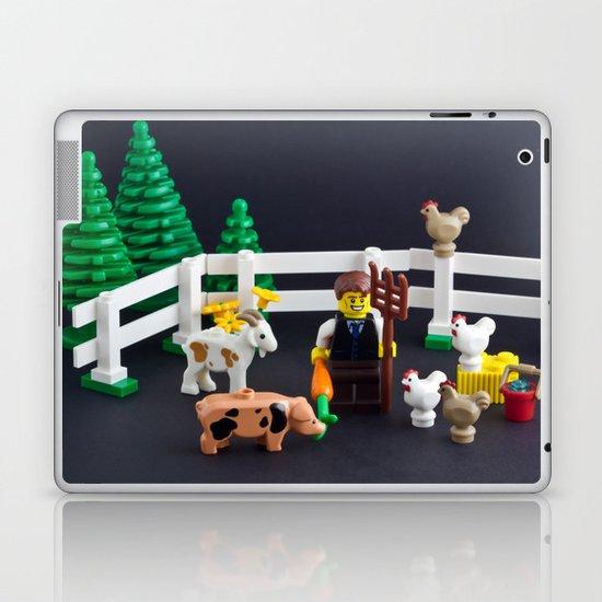 The new breed of farmer Laptop & iPad Skin