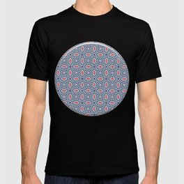 Pool Parlor Pattern T-shirt