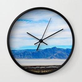 Razorback Wall Clock