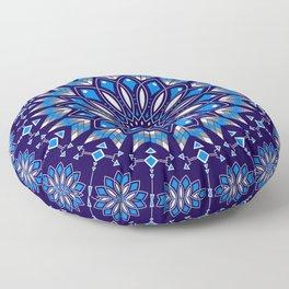 Ancestors Dragonfly (Blue) Floor Pillow
