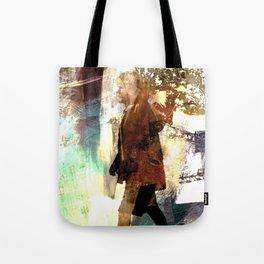 Hypnotized Man Tote Bag