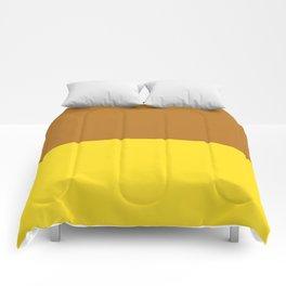 Peanut Butter & Banana Comforters