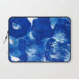 Bold Cerulean Laptop Sleeve