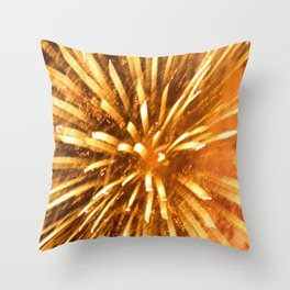 celebrate! Throw Pillow