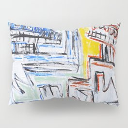Dance of the spirits by Johnny Otto Pillow Sham