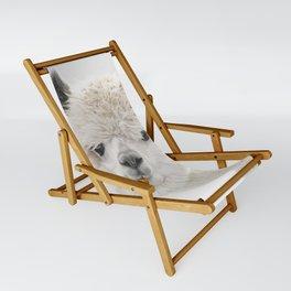 PEEKY ALPACA Sling Chair