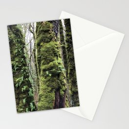 Mossy Escape Stationery Cards