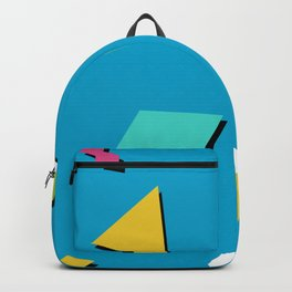 Fresh Prince 90s Pattern Backpack