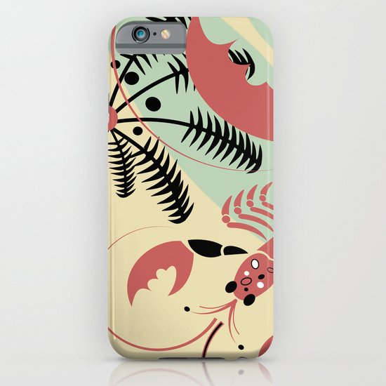 Lobster Rhumba iPhone & iPod Case