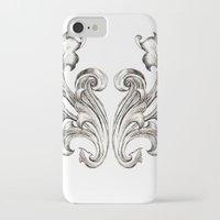 baroque iPhone & iPod Cases featuring Baroque by Raeesa Brey