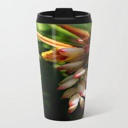 Cardamom Flowers Travel Mug