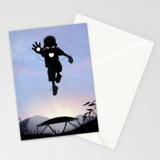 Iron Kid Stationery Cards