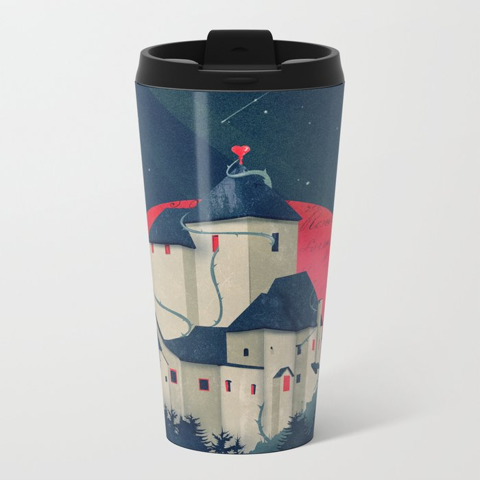 Tarabas Metal Travel Mug