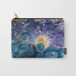 Dreaming Infinity Carry-All Pouch