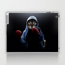 Boxing Cool Cat Laptop & iPad Skin