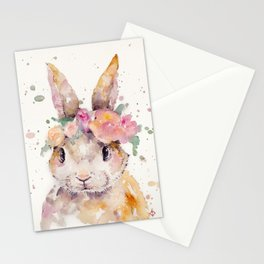 Little Bunny Stationery Cards