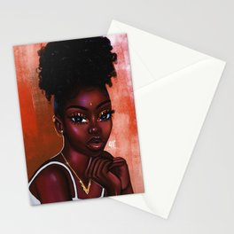 Cocoanut Oil x Hot cheetos Stationery Cards