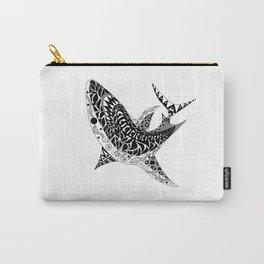 Mr Shark ecopop Carry-All Pouch