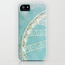 Ferris Wheel Fun iPhone Case