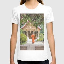 Luang Prabang Monk T-shirt