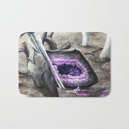 Heart of Stone Bath Mat