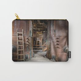 Abandoned machinery Carry-All Pouch
