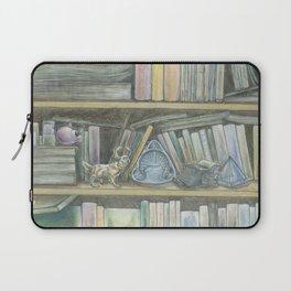 RHX Bookshelf Logo Laptop Sleeve