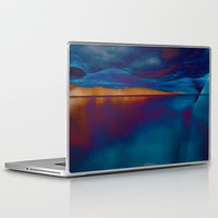 skyline Laptop & iPad Skins featuring Skyline by Stephen Linhart