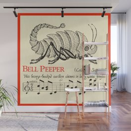 Bell Peeper   Celestus Sonorus Wall Mural