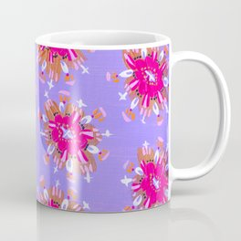 Pink Christie Rose Coffee Mug