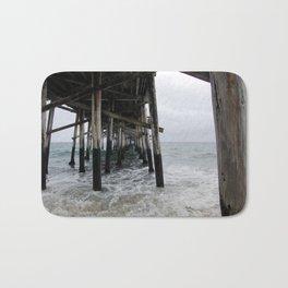 Newport Beach.  Bath Mat