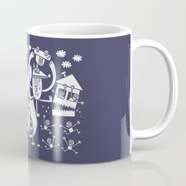 Rabid Giant Mutated Squirrels Bring Doom unto Humanity Coffee Mug