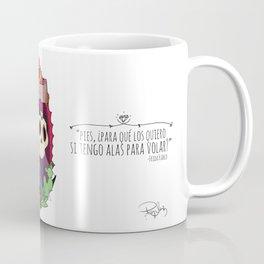 Rey Kahlo Coffee Mug