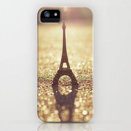 Paris, City of Light iPhone Case
