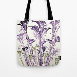 Lilac flower Tote Bag