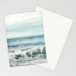 West Beach Wave Stationery Cards
