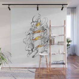 Impermanence Wall Mural