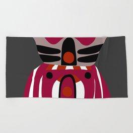 Fashion Footcor Beach Towel
