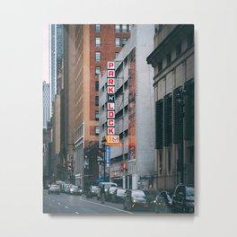 Park N' Lock 02 Metal Print