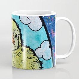 Angry Baby Chicken by RobiniArt! Coffee Mug