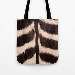 Zebra - zebra stripes -zebra skin - genuine - beautiful  Tote Bag