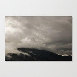 Monjtwo Canvas Print