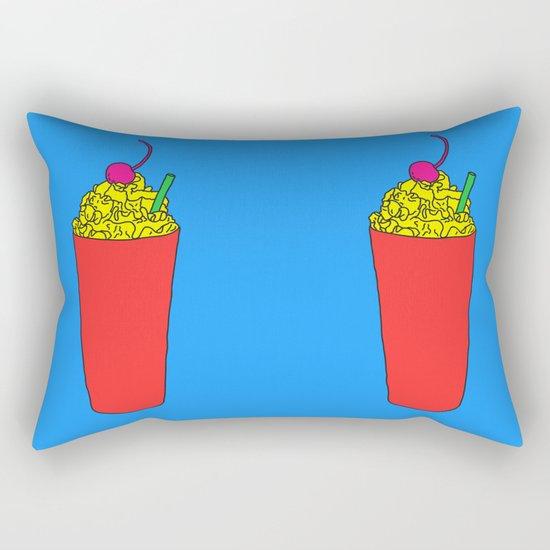 Meal Alternative Rectangular Pillow