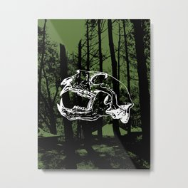 Bearwood 2 Metal Print