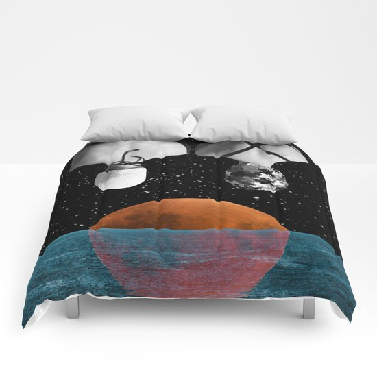 Planet Pool Comforters