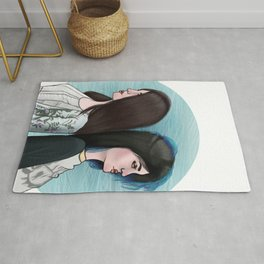 KENDALL AND KYLIE Rug