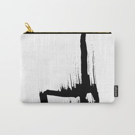 falling match stick Carry-All Pouch
