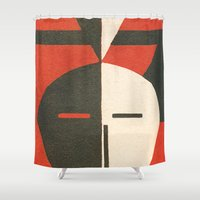 philippines Shower Curtains featuring Pygmy by Fernando Vieira
