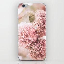 dusty pink iPhone Skin